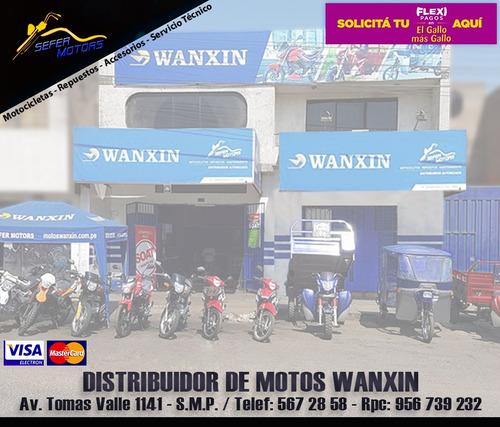 motos wanxin directo de fabrica