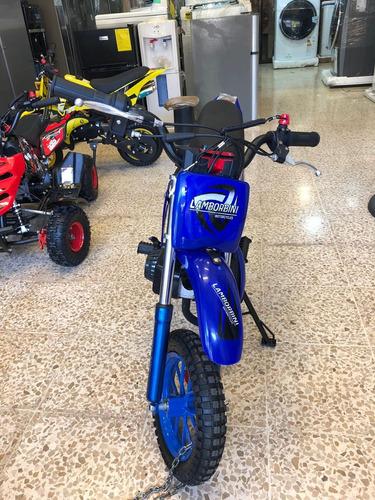 motos y cuadrones a gasolina de 49cc. hasta 60kg.