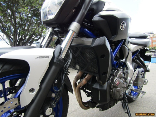 motos yamaha mt 07