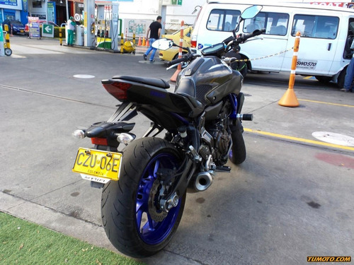 motos yamaha mt 07 a