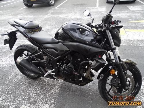 motos yamaha mt03