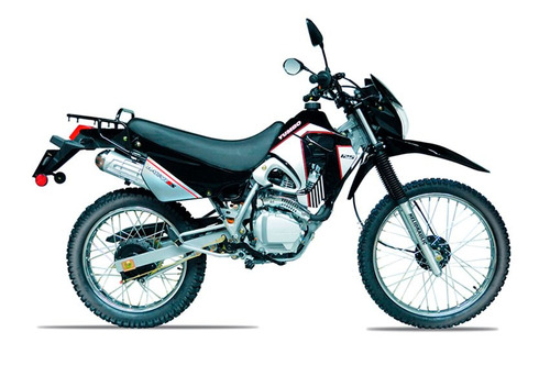 motos yumbo enduro a sola firma! trx x3m dakar skua motar