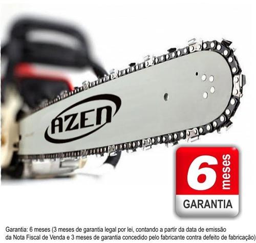 motoserra 62cc sabre 20'' 4.1hp - moto serra profissional
