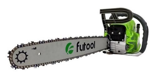 motosierra 2 tiempos futool ft-6090v 63cc 20 pulg