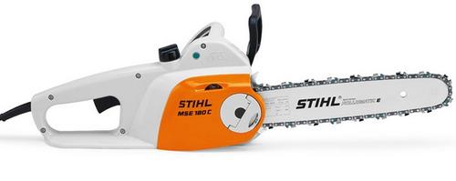 motosierra electrica 110v stihl mse-180