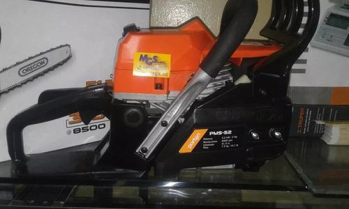 motosierra espada de 20 pulgadas de 3.0 hp marca porten