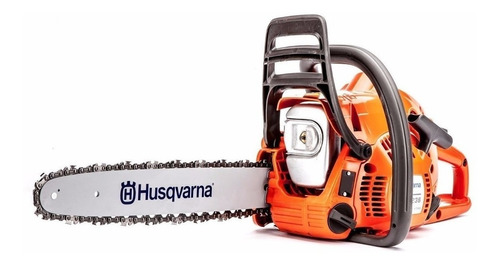 motosierra husqvarna 236 barra 16  leña poda 2 tiempos