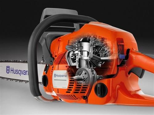 motosierra husqvarna 236e 38cc 16 40 cm pro + regalos