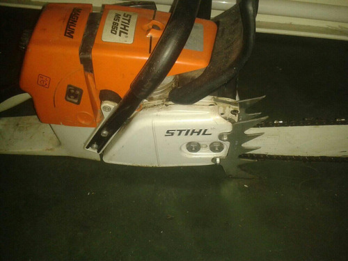 motosierra original de usa marca stihl ms 650