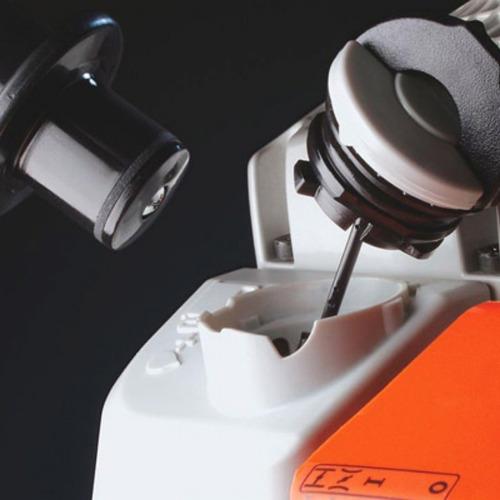 motosierra stihl ms 210 original versátil r40cm +dosificador