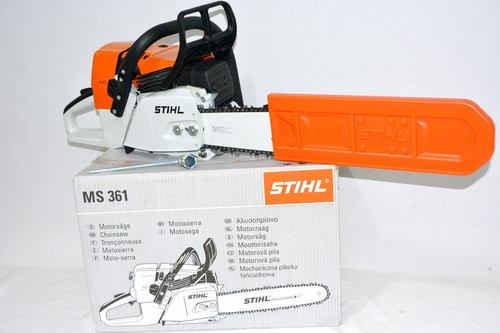 motosierra stihl ms 361 nueva profesional made in alemania