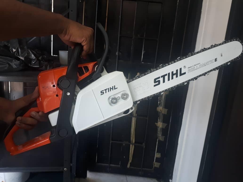 Vibración amortiguadores adecuado Stihl 018 ms180 motor sierra motosierra nuevo