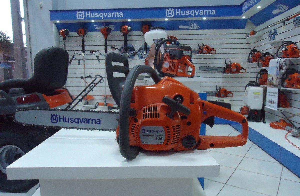 motosserra a gasolina husqvarna 236 modelo novo r 765 00 em rh produto mercadolivre com br Husqvarna Viking Manual Online Husqvarna Viking Manual Online