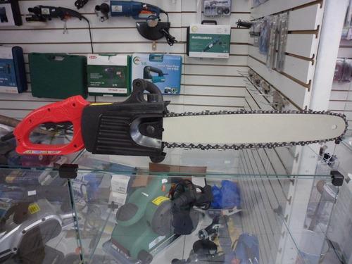 motosserra elétrica / eletrosserra 1600w 220v