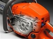 motosserra gasolina husqvarna 61 com sabre 18 61,5cm³ 3,9hp