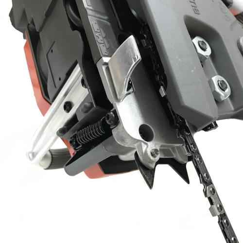 motosserra husqvarna 120 35cc sabre 14 polegadas 26 dentes garantia 12 meses óleo e misturador