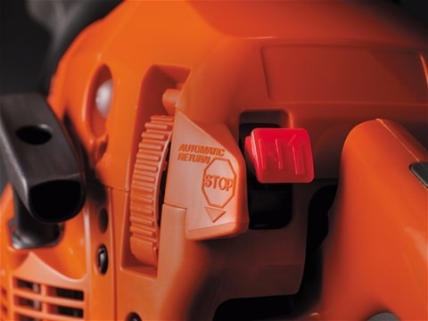 motosserra husqvarna 445 sabre 18'' 36 dentes 45,7cm³ 2,8hp