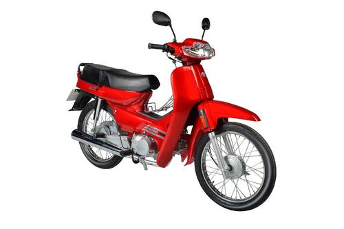 motosyumbo eco 70 automática 12 cuotas + casco