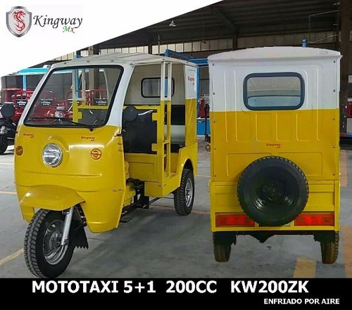 mototaxi 2017 motor 200 cc pasajeros 5+1 12 meses
