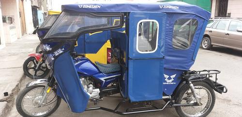 mototaxi 2018 con radiador al credito