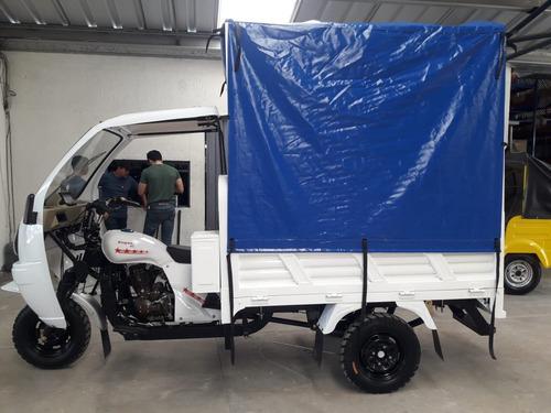 mototaxi 2019 de 6 a 8 pasajeros 200cc turistica