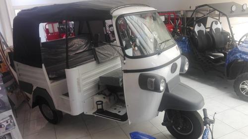 mototaxi 400cc gasolina nuevo (2017) con reversa