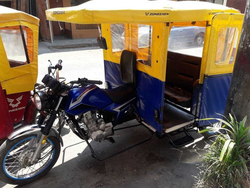 mototaxi bajaj 2 tiempos semi nueva 2018