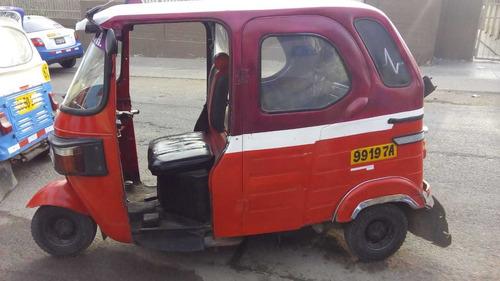 mototaxi bajaj re autoriksha 2013 torito 4 tiempos