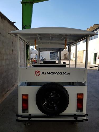mototaxi de gasolina con puertas 5 pasajeros 2019 trimoto