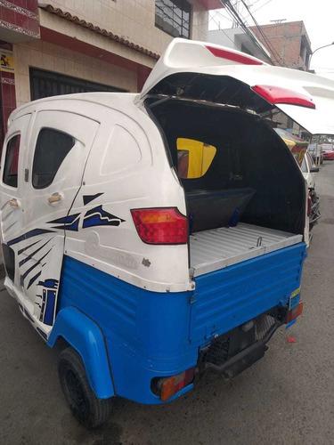 mototaxi torito 4 tiempos semi nueva a credito
