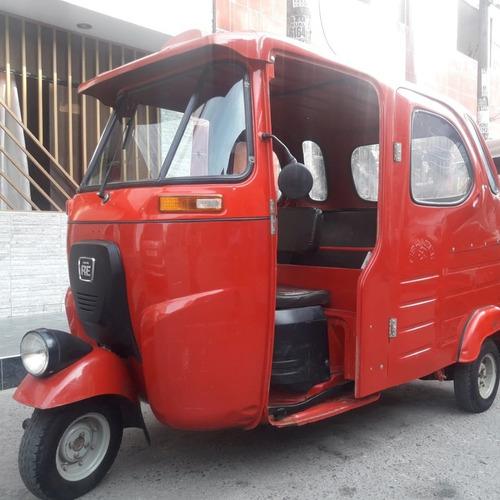 mototaxi torito bajaj 2018 semi nueva a crédito