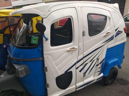 mototaxi torito bajaj 4 tiempos semi nueva a credito