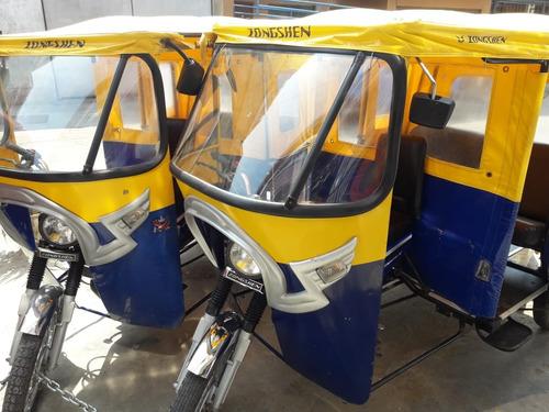 mototaxis 4 tiempos y 2 tiempos pocos dias de uso