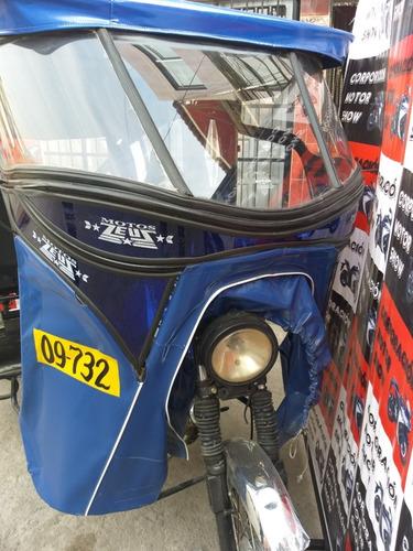 mototaxis semi nuevas a credito inicial 1950