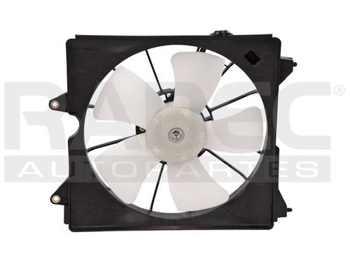 motoventilador  accord 08-12/ac tsx 10-12 sencillo p/radiado