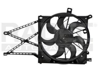 motoventilador astra 2004-2006 1.8lts p/radiador 3 pines