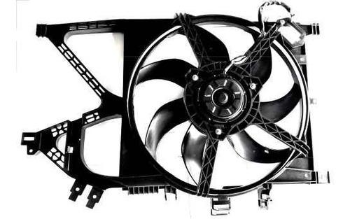 motoventilador chevrolet corsa evolution completo