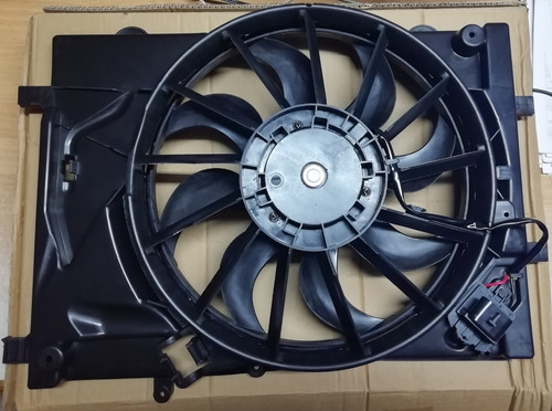 motoventilador chevrolet tracker - sonic