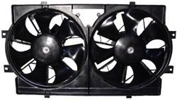 motoventilador chrysler stratus 1999-2000 4cil 2.0/2.4 p/rad