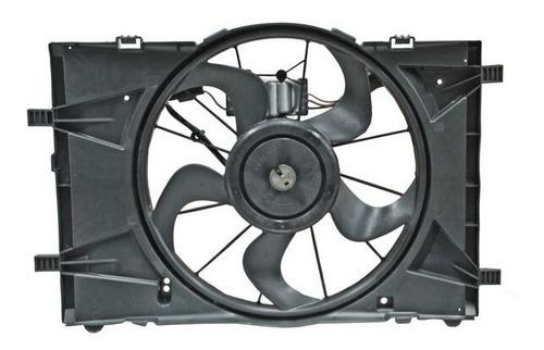 motoventilador ford milan 2010-2011-2012 2.5 / 3.0l p/ rad