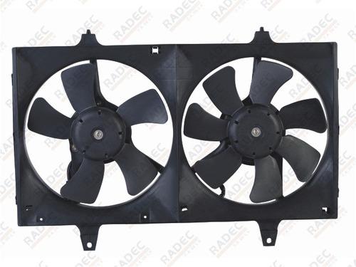 motoventilador  maxima 97-99 p/radiador tw