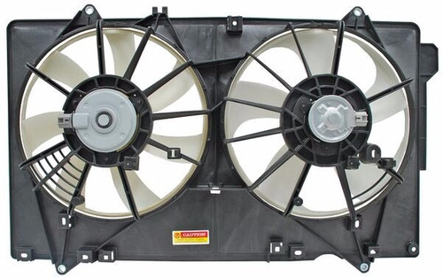 motoventilador mazda cx5 2013 -2015 l4/ 2.0l doble compl xry