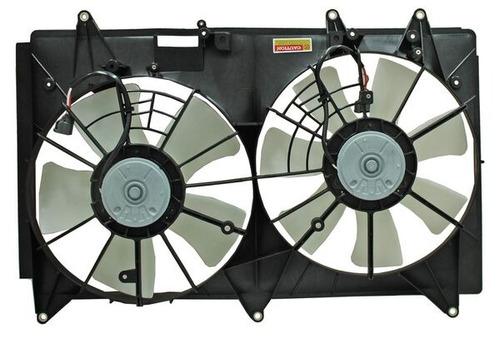 motoventilador mazda cx7 2007-2008-2009