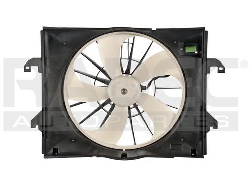 motoventilador  new ram 1500 09-12 v6 3.7 lts para radiador