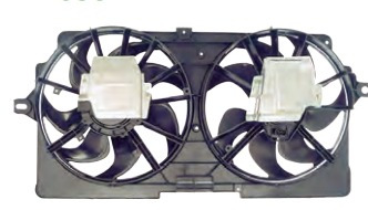 motoventilador oldsmobile silhouette 1999 - 2000 v6 3.4  xkp