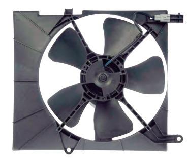 motoventilador pontiac g3 2007 - 2008 l4 1.6 l xkp