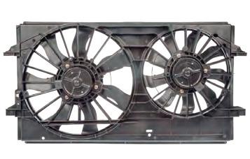 motoventilador pontiac g6 2005 - 2010 l4 / v6 xkp