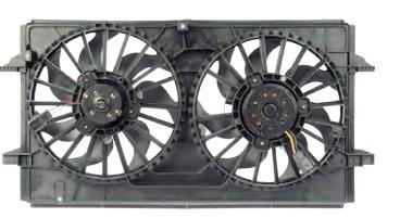 motoventilador saturn aura 2007 - 2009 v6 3.5 / 3.6 l xkp