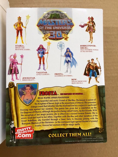 motu classics masters of the universe frosta princesa