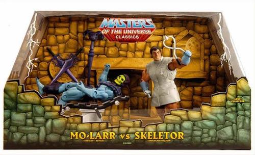 motu classics mo-larr vs skeletor masters of universe hot fp